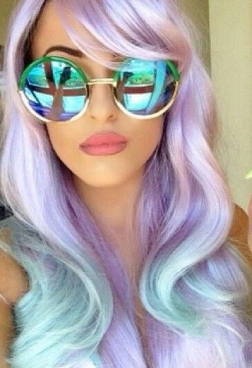 women-grey-blue-hair-color-trends-20