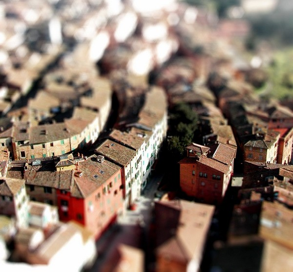 tilt-shift photography