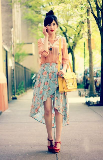 High Low Skirt ideas 33