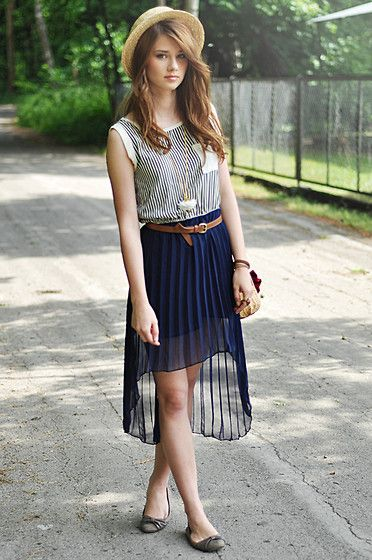 High Low Skirt ideas 34