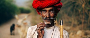 best portrait photographers Steve Mccurry