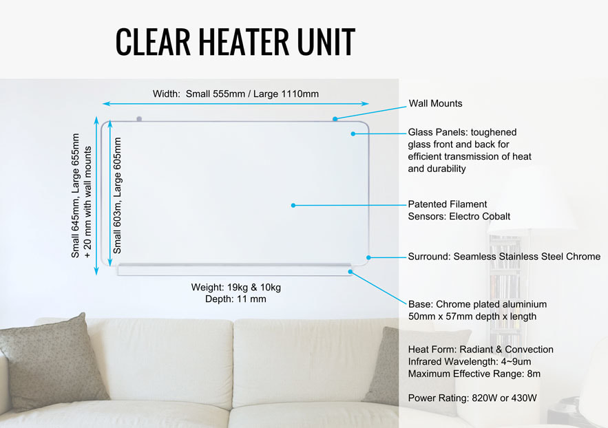 clear heater system review