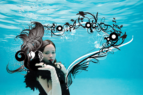 underwater17 45+ Amazing Underwater Photo Manipulation