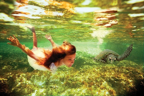 underwater47 45+ Amazing Underwater Photo Manipulation